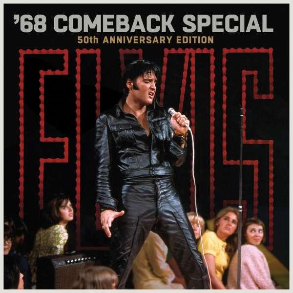 Elvis Presley - CD BEST OF THE '68 COMEBACK SPECIAL