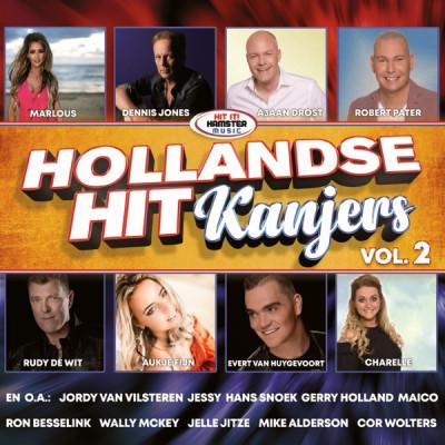 CD V/A - HOLLANDSE HIT KANJERS 2