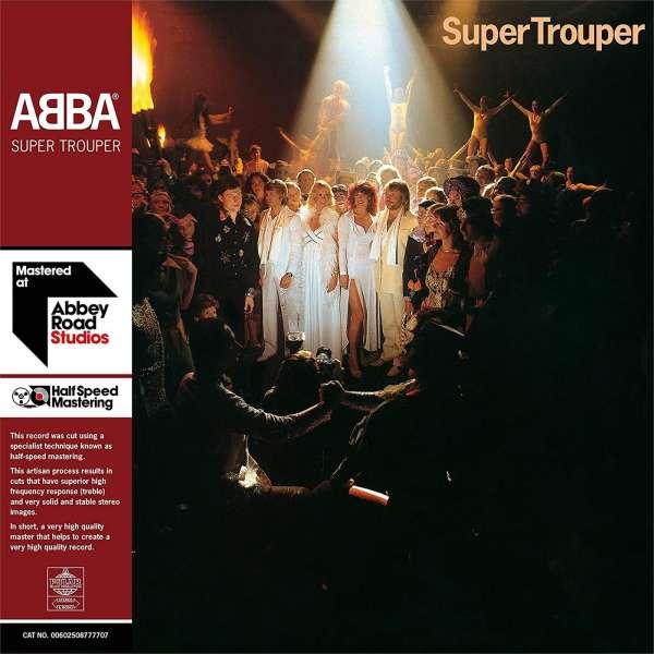 ABBA - Vinyl SUPER TROUPER