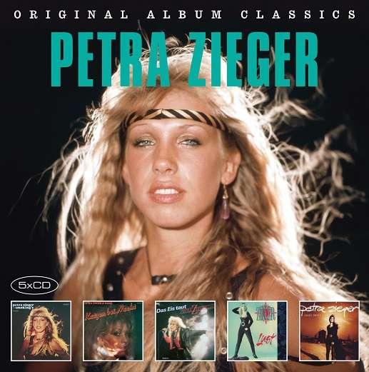 CD ZIEGER, PETRA - Original Album Classics