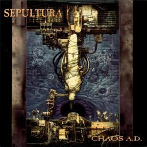 Sepultura - CD CHAOS A.D.