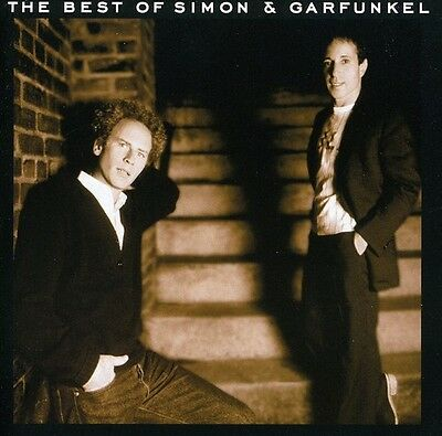 CD Simon & Garfunkel - Best of