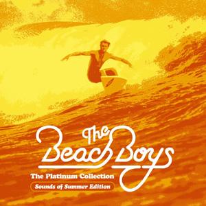 The Beach Boys - CD PLATINUM COLLECTION