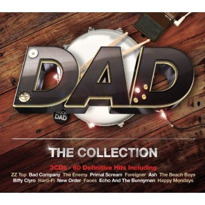 CD V/A - DAD - THE COLLECTION