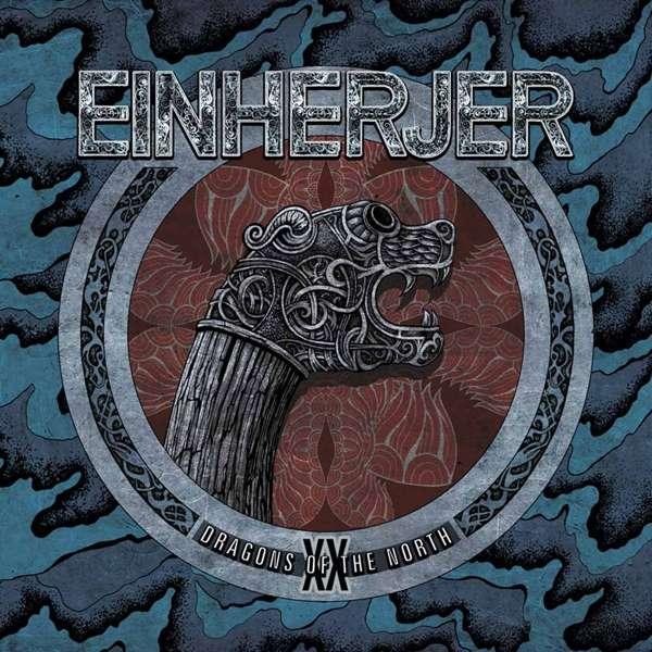 Vinyl EINHERJER - DRAGONS OF THE NORTH