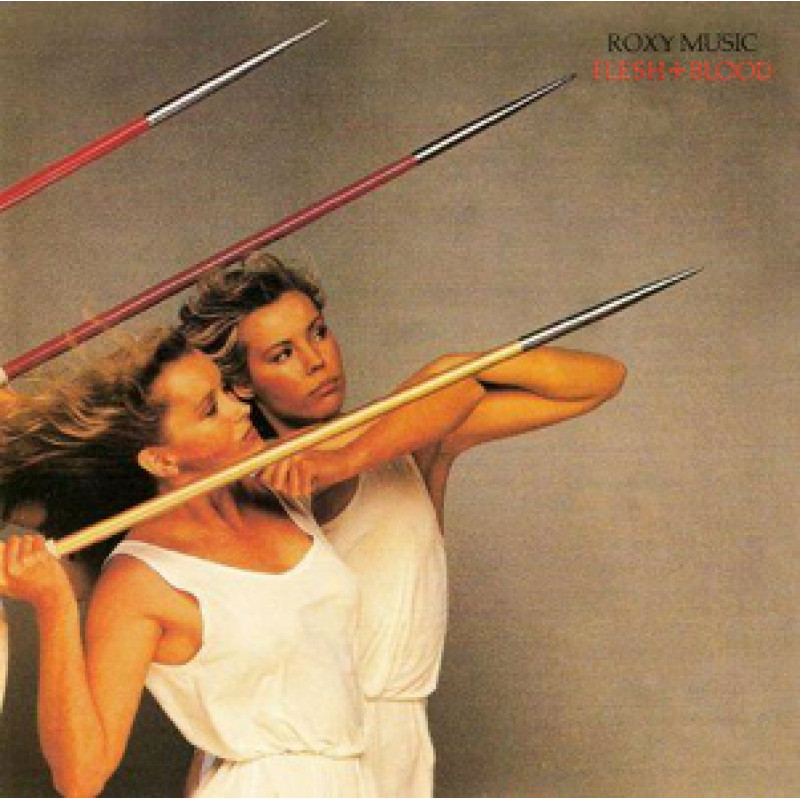 Roxy Music - Vinyl FLESH AND BLOOD