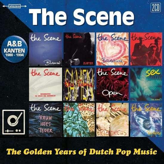 CD SCENE - GOLDEN YEARS OF DUTCH POP MUSIC