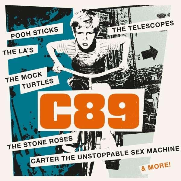 CD V/A - C89