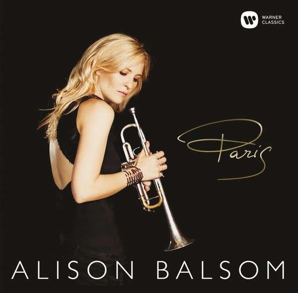 CD BALSOM, ALISON / GUY BARKER - PARIS