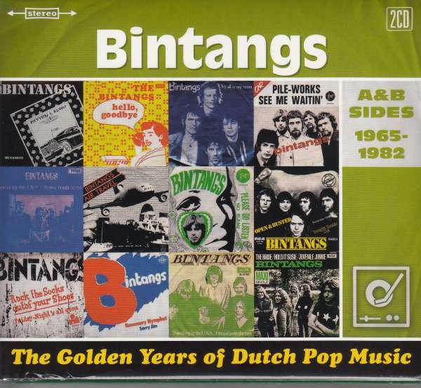 CD BINTANGS - GOLDEN YEARS OF DUTCH POP MUSIC