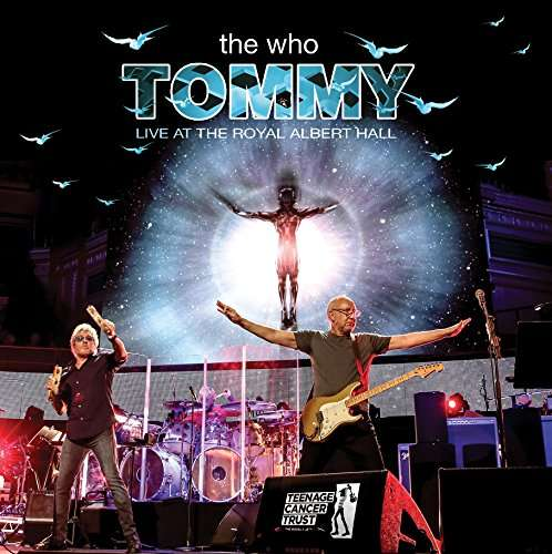 CD WHO THE - TOMMY LIVE AT THE ROYAL