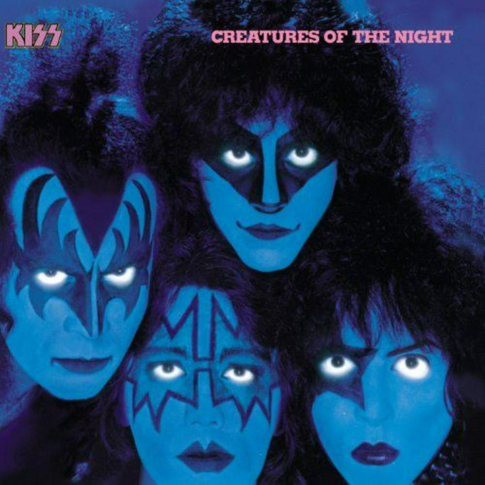 Kiss - CD CREATURES OF THE NIGHT