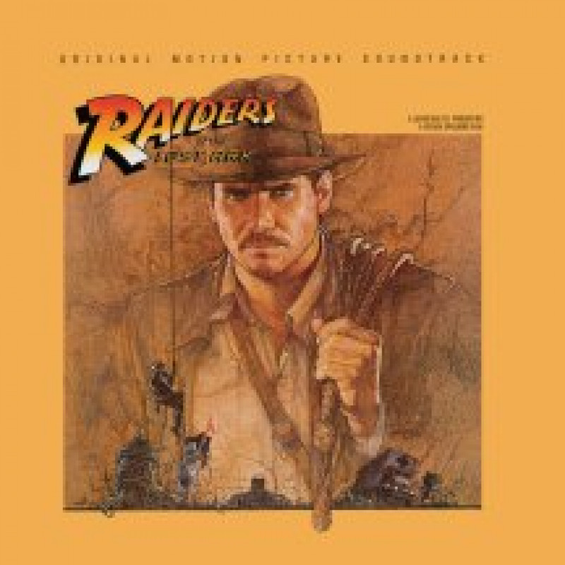 CD WILLIAMS JOHN - RAIDERS OF THE LOST ARK - Dobyvatelé ztracené archy
