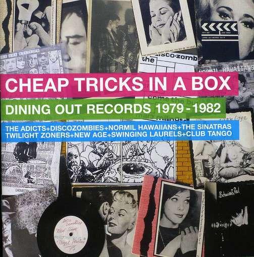 CD V/A - CHEAP TRICKS IN A BOX