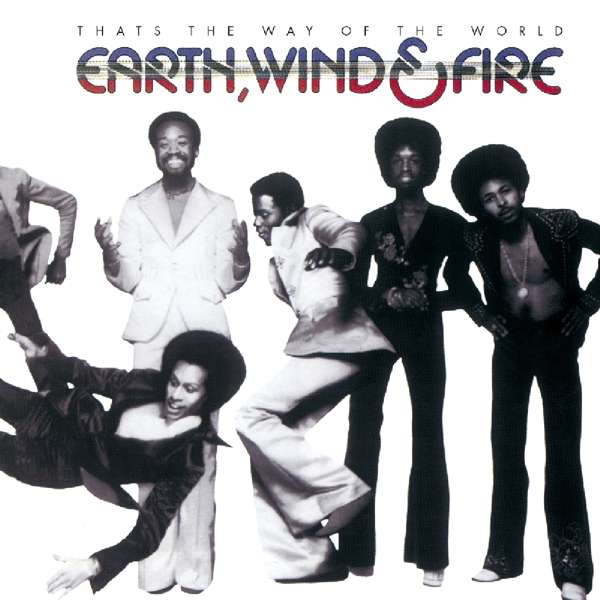 Earth, Wind & Fire - CD THAT'S THE WAY OF THE WORLD