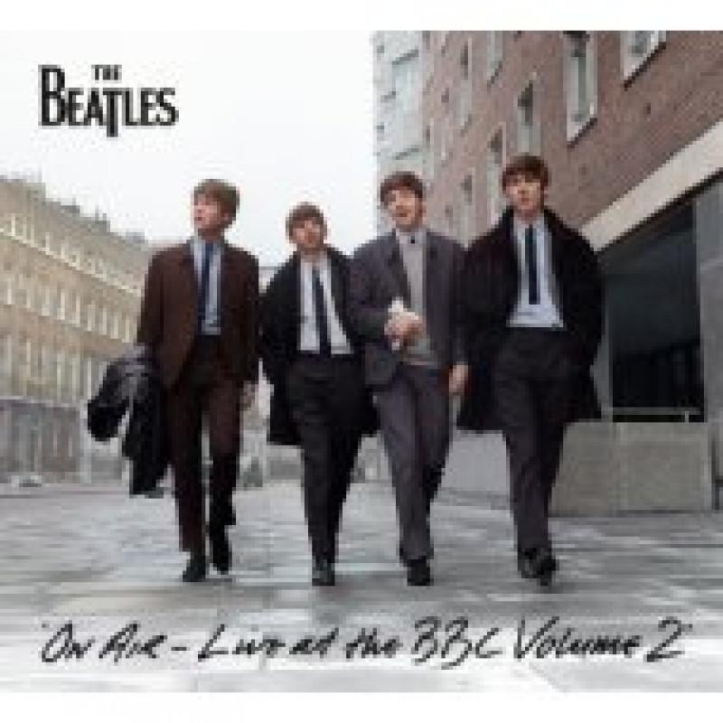 The Beatles - CD LIVE AT BBC VOL.2
