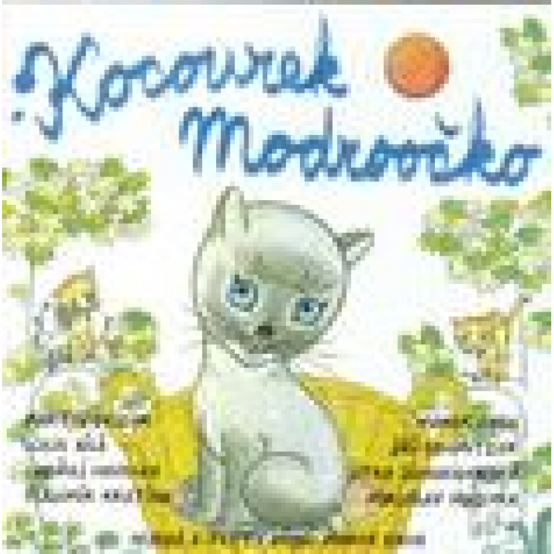 CD RUZNI/POHADKY - KOCOUREK MODROOCKO