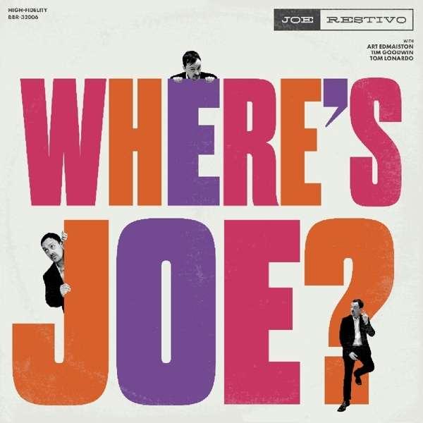 CD RESTIVO, JOE - WHERE'S JOE?