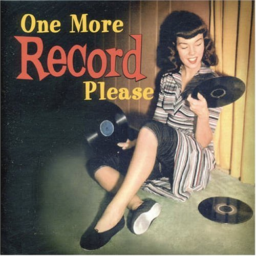 CD V/A - ONE MORE RECORD P..-25TR-