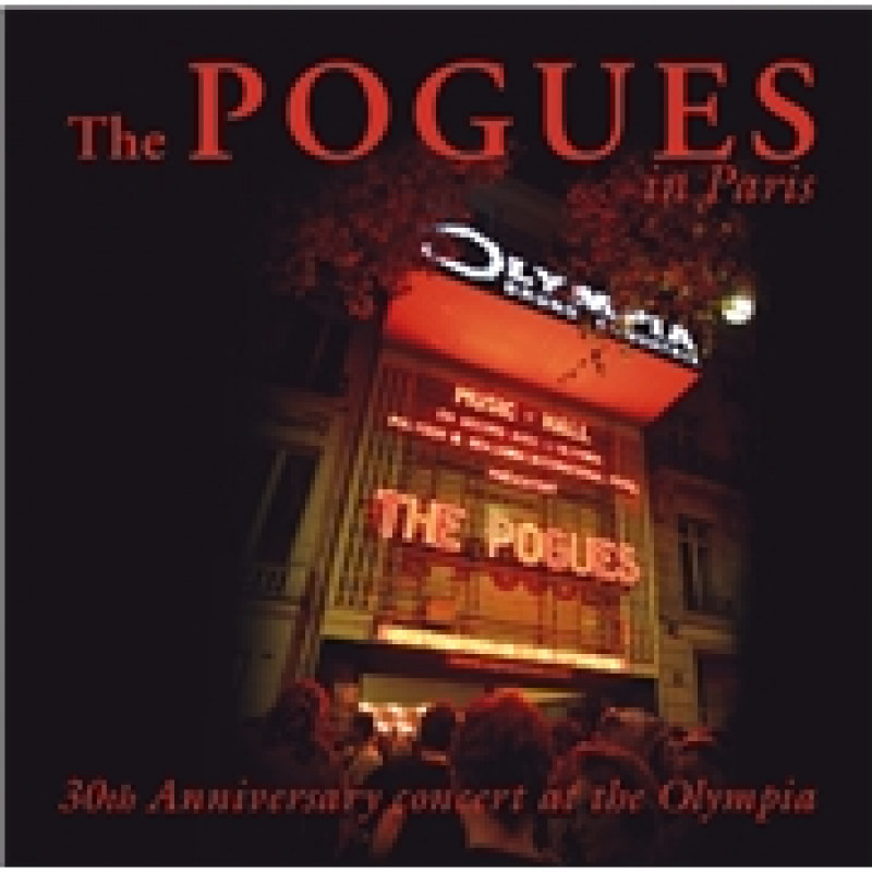 The Pogues - CD THE POGUES IN PARIS