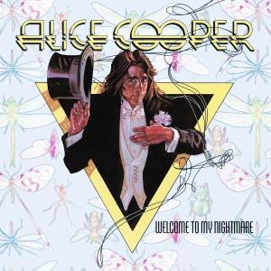 Alice Cooper - CD WELCOME TO MY NIGHTMARE
