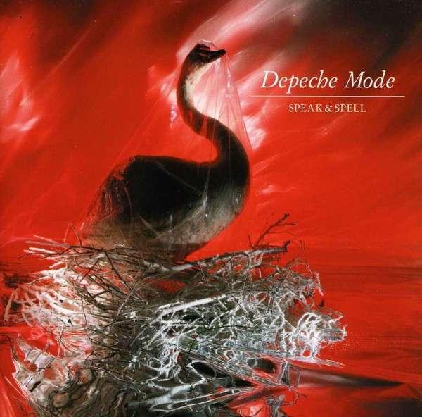 Depeche Mode - CD Speak and Spell