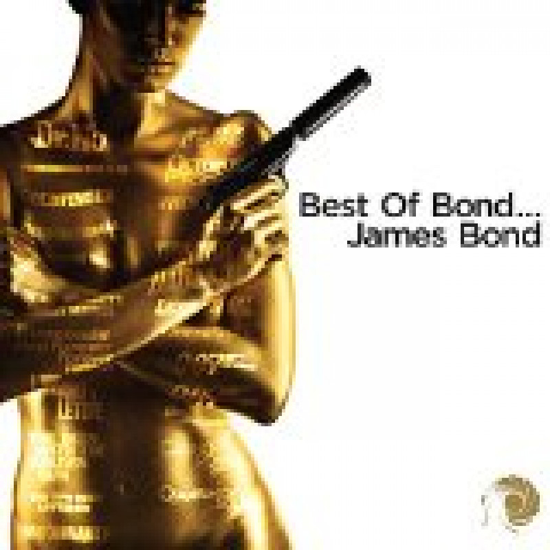 CD RUZNI/POP INTL - BEST OF BOND...JAMES BOND