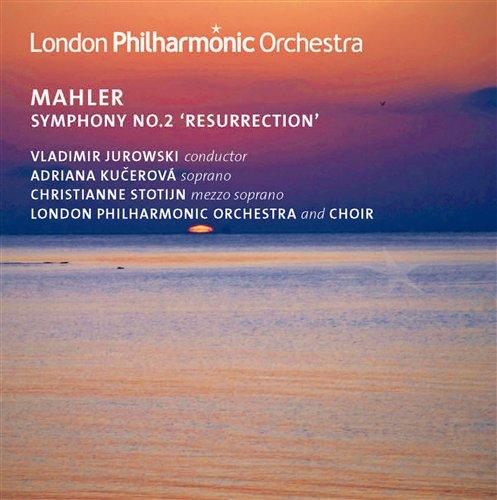 CD MAHLER, G. - SYMPHONY NO.2: LIVE RECORDING