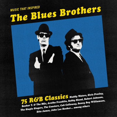 CD V/A - MUSIC THAT INSPIRED THE BLUES BROTHERS