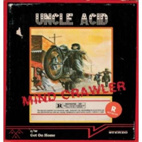Vinyl UNCLE ACID & THE DEADBEATS - 7-MIND CRAWLER