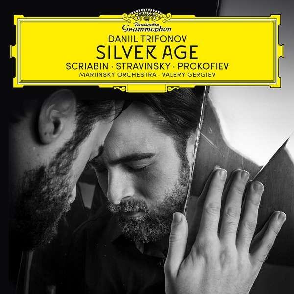 CD TRIFONOV DANIIL - SILVER AGE