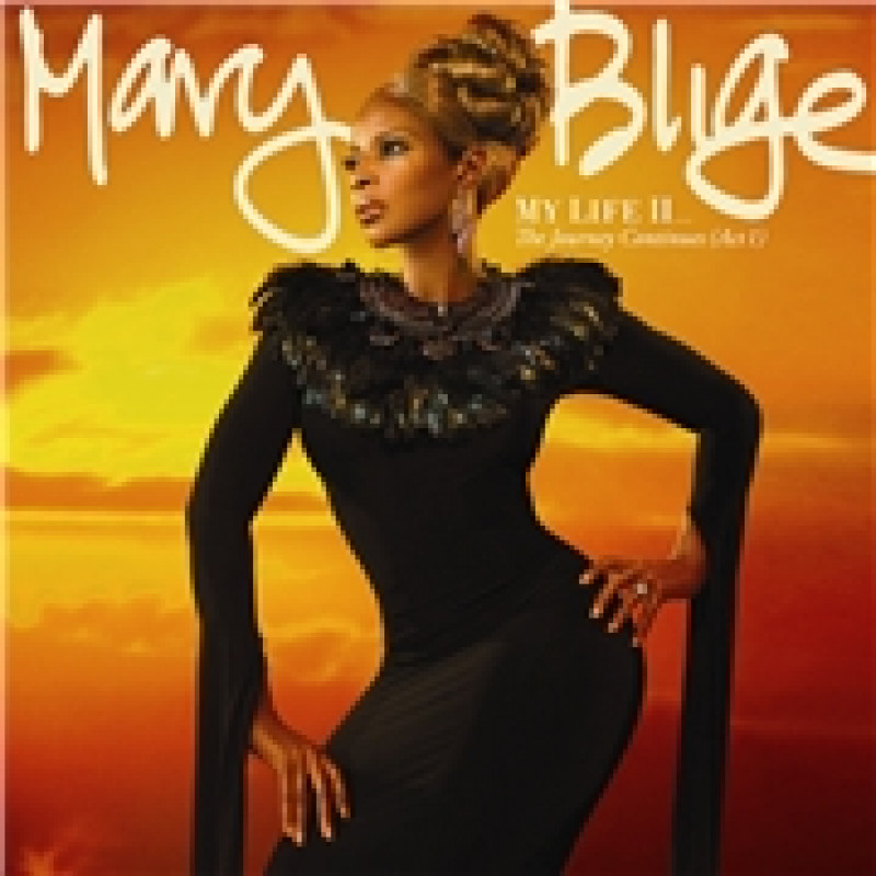 CD BLIGE MARY J - MY LIFE II...THE JOURNEY