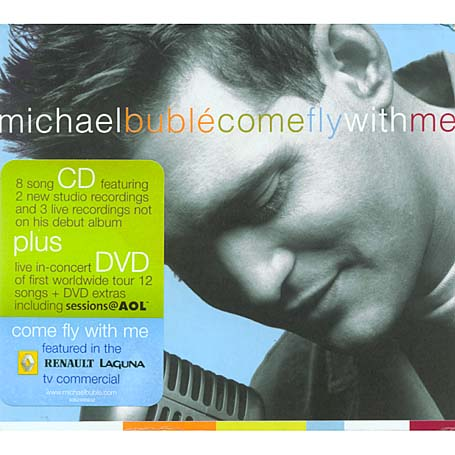 CD BUBLE, MICHAEL - COME FLY WITH ME