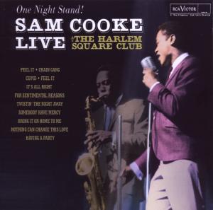 CD COOKE, SAM - One Night Stand - Sam Cooke Li