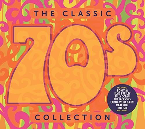 CD V/A - The Classic 70s Collection