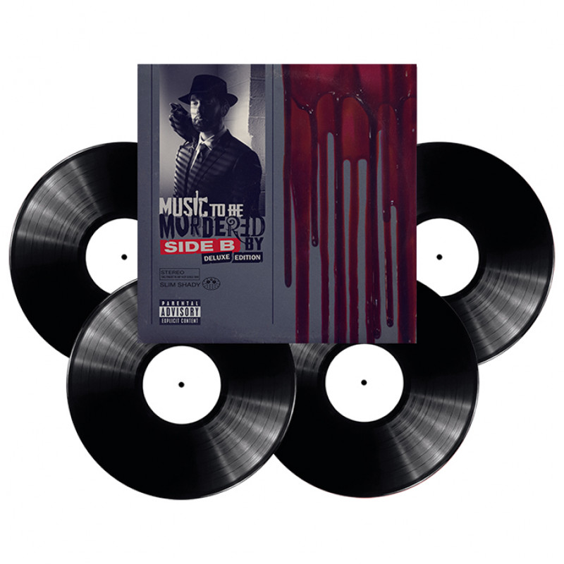 Eminem - Vinyl Music To Be Murdered By - Side B (Deluxe Edition)