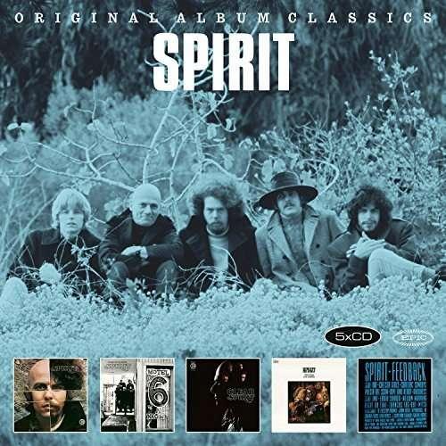 CD SPIRIT - Original Album Classics