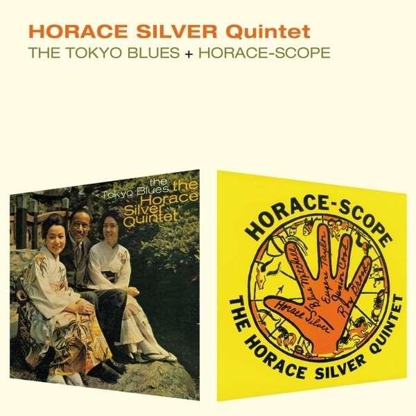 CD SILVER, HORACE - TOKYO BLUES / HORACESCOPE