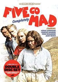 DVD MOVIE - FIVE GO MAD IN DORSET - 1982 FILM