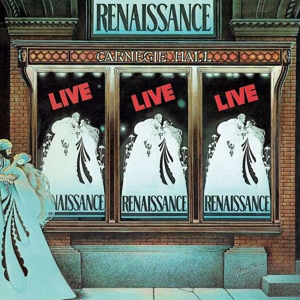 CD RENAISSANCE - LIVE AT CARNEGIE HALL