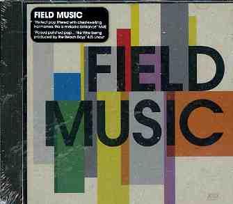CD FIELD MUSIC - FIELD MUSIC