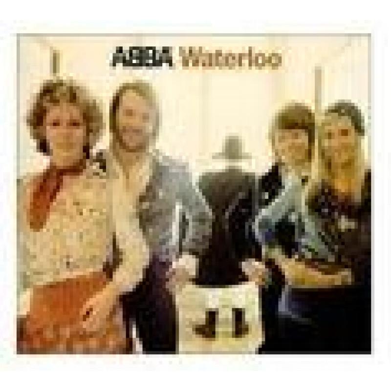 ABBA - CD WATERLOO