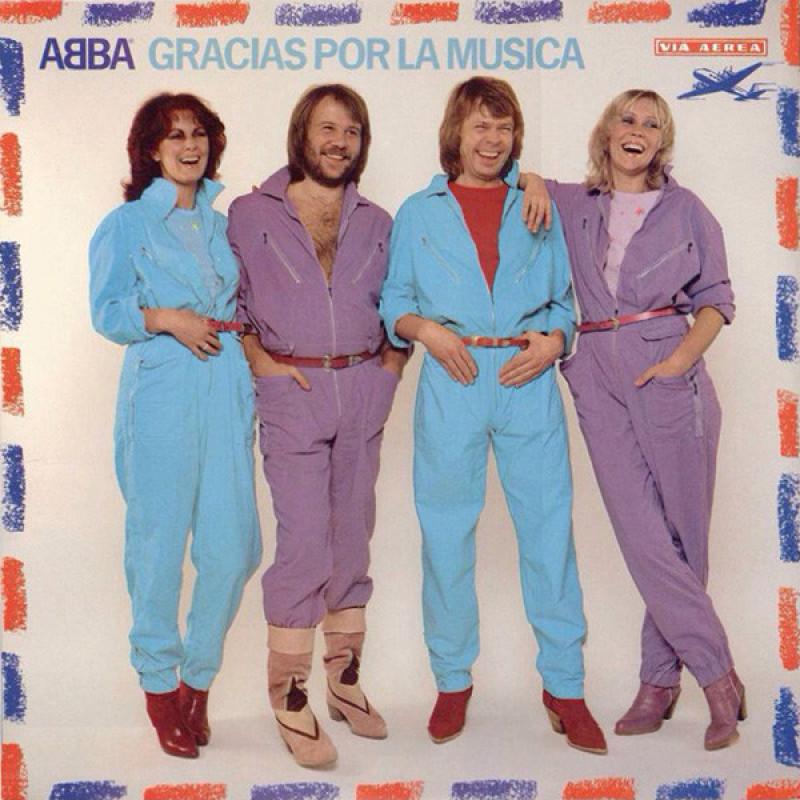 ABBA - CD GRACIAS POR LA MUSICA/DVD