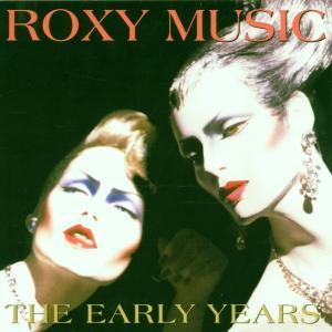 CD ROXY MUSIC - EARLY YEARS