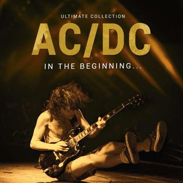 AC/DC - Vinyl IN THE BEGINNING