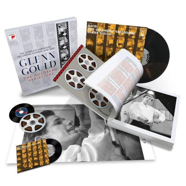 CD BACH, J.S. - Glenn Gould - The Goldberg Var