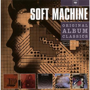 CD SOFT MACHINE - Original Album Classics