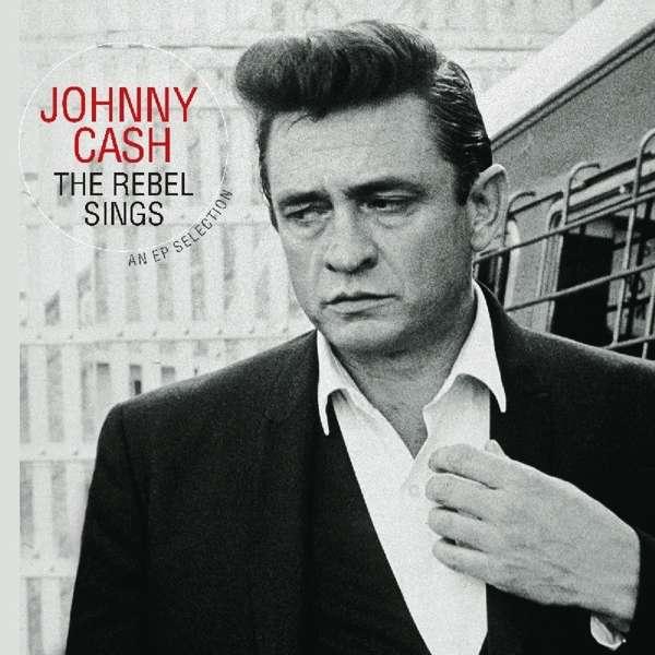 Vinyl CASH, JOHNNY - REBEL SINGS