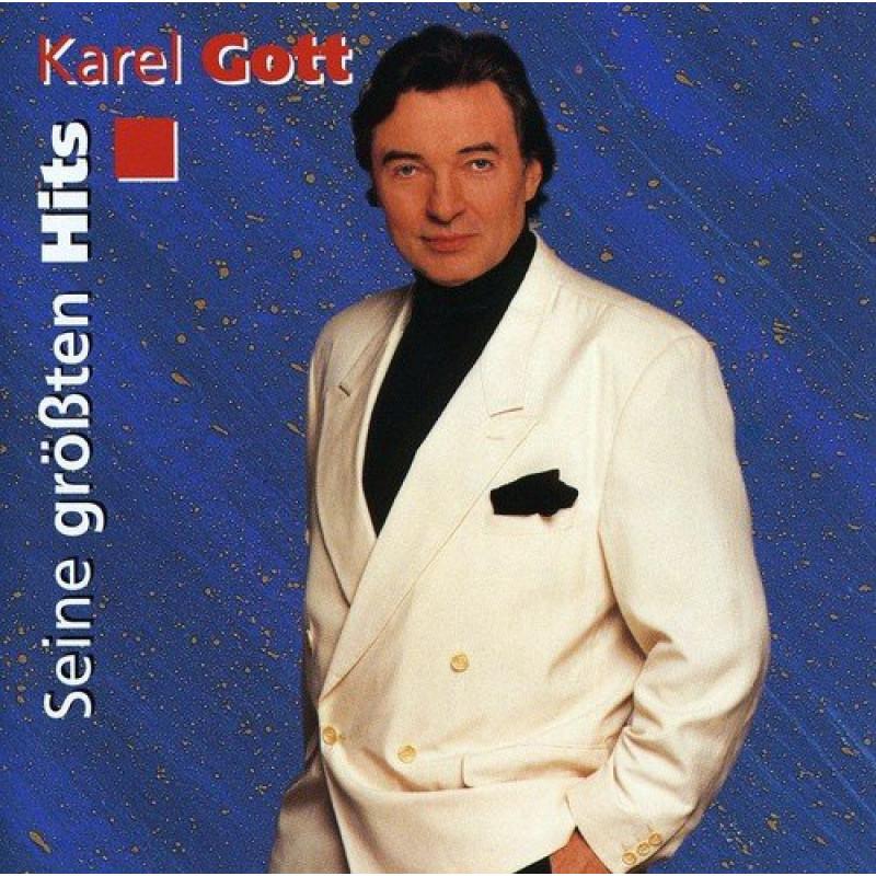 Karel Gott - CD SEINE GROSSTEN HITS
