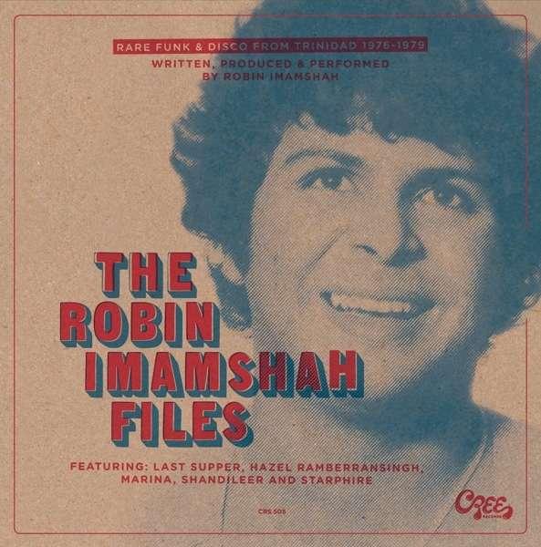 Vinyl V/A - 7-ROBIN IMAMSHAH FILES